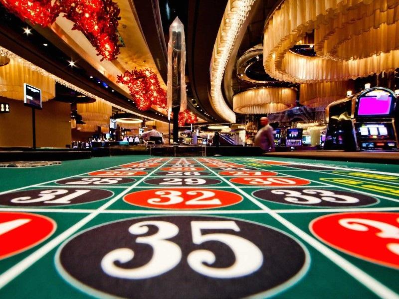 Why Participate in the Internet Casino Gamble