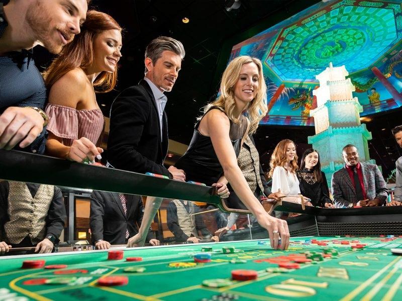 Great Falls Poker Tournaments – No-limit Texas Hold'em